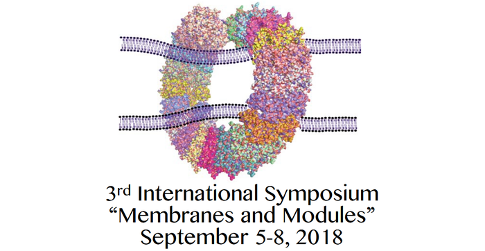 3rd International Symposium Membranes and Modules